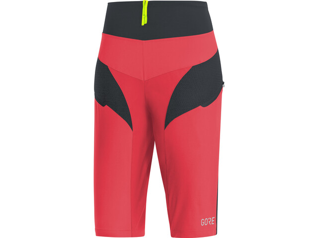 GORE WEAR C5 Trail Light Shorts Dames, hibiscus pink/black